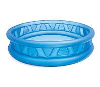 Детский надувной  бассейн с мягкими стенками Intex 58431 NP
