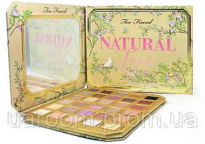 Палетка тіней Too Faced Natural Love Ultimate Eyeshadow Palette T30