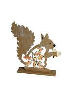 Декоративная статуэтка Melinera. Декор деревянный. Изделие. Поделка