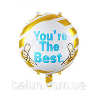 """Кулька """"You are the best"""""""