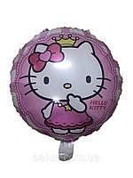 """Круг """"Hello Kitty"""" 18""""(45см)"""