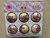 Кукла Лол Сюрприз Оригинал Шар Confetti POP LOL Surprise Серии 3 Конфетти Поп ОРИГИНАЛ