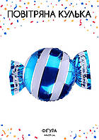 Фольгована цукерка голуба  44х59см