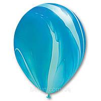 """Qualatex Q 11"""" Супер блакитний Агат"""