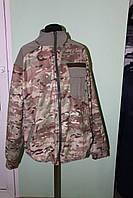 Флисовая армейская кофта камуфляж
