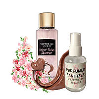 Парфюмированный санитайзер Victoria's Secret Velvet Petals Shimmer