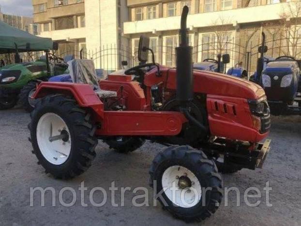 Мінітрактор FORTE GT 240 2WD