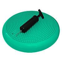 Балансировочная подушка (сенсомоторная) массажная SportVida SV-HK0310 Mint