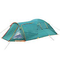 Палатка туристическая четырехместная SportVida 415 x 240 см SV-WS0022