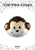 Голова мавпи 76х84см