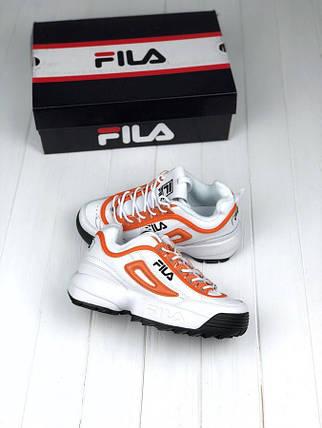 Женские кроссовки Fila Disruptor II, фото 2