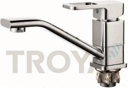 Смеситель для ванны Zegor TROYA NOD4- B058