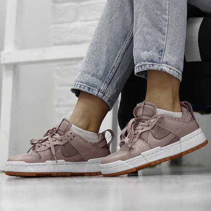 Dunk Low Disrupt Barely Rose, фото 2