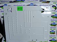 Испаритель плачущий, проточный 2 трубки, Размер 37 х 45. Для бытовых холодильников, морозильных камер., фото 1