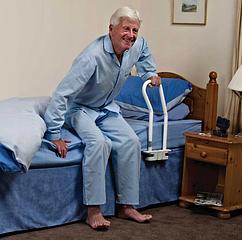 Перила кровати для облегчения подъема 2 в 1