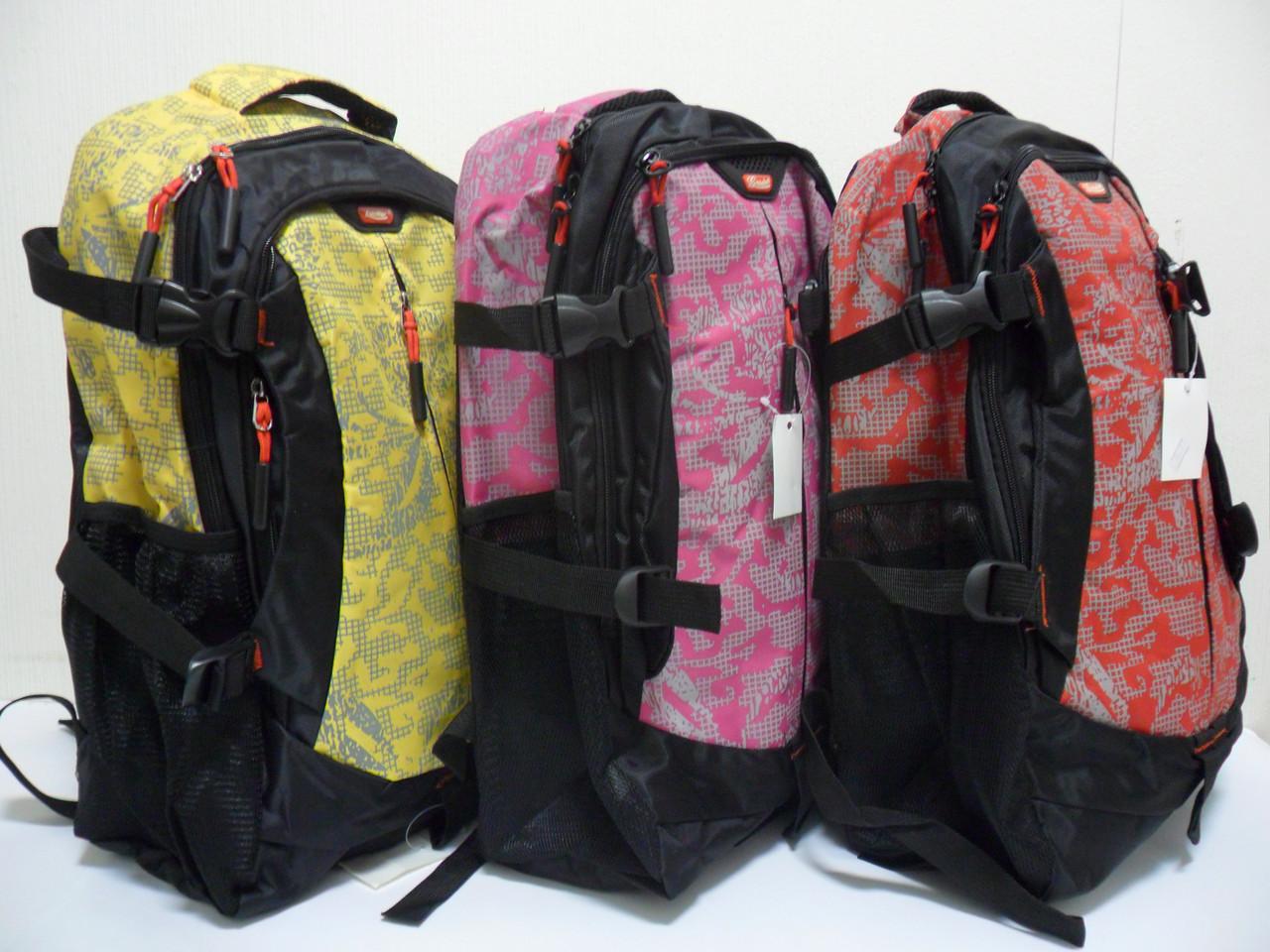 """Рюкзак жіночий з відділом для ноутбука """"Luolier""""."""