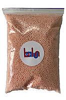 Пінопластові кульки (1000мл) персикові