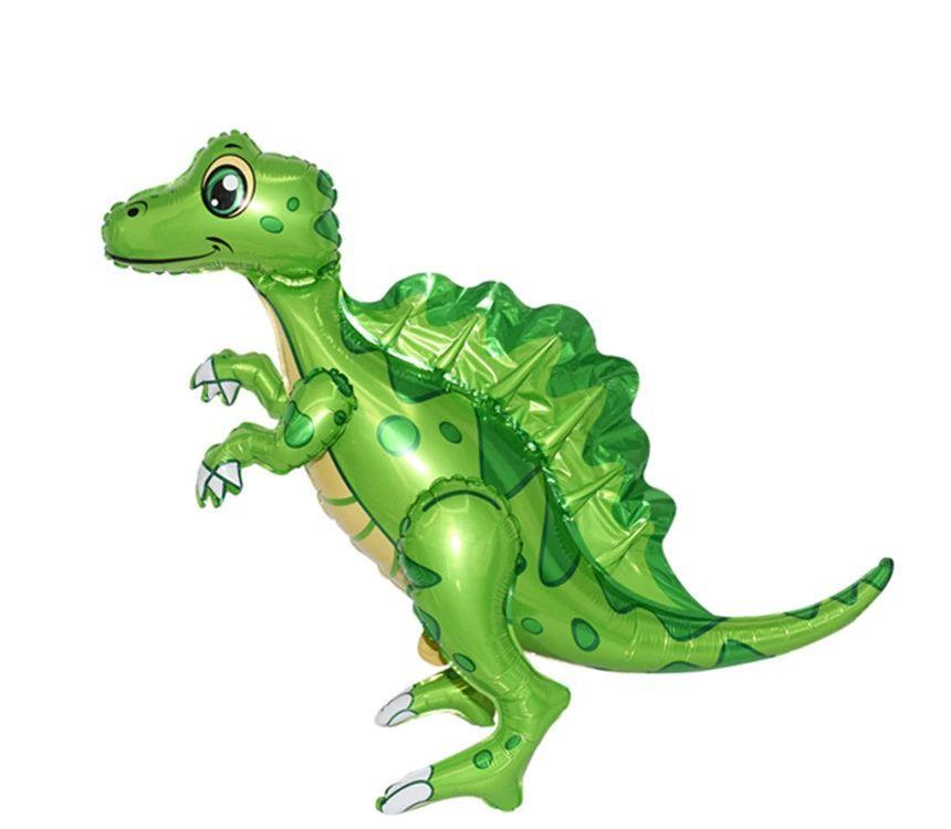 Фігура стоячка Спінозавр зелений (60см)
