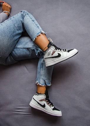 Nike Air Jordan 1 Mid Alternate Think 16, фото 2