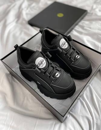 Женские кроссовки Buffalo Black, фото 2