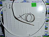 Испаритель капилярка плачущий, 1 трубки, Размер 37 х 45. Для бытовых холодильников, морозильных камер.