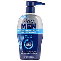 Крем для удаления волос для мужчин в душе, Nair, 368 г - 1 шт, фото 1
