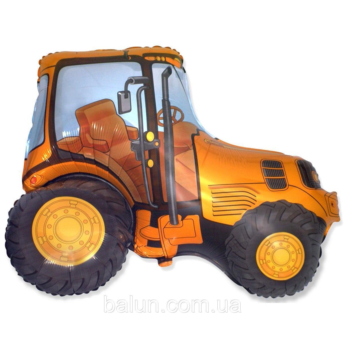 Flexmetal ФІГУРА/11 Трактор жовтий/FM