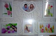 "Коллаж для фотографий ""Beautiful family""., фото 1"