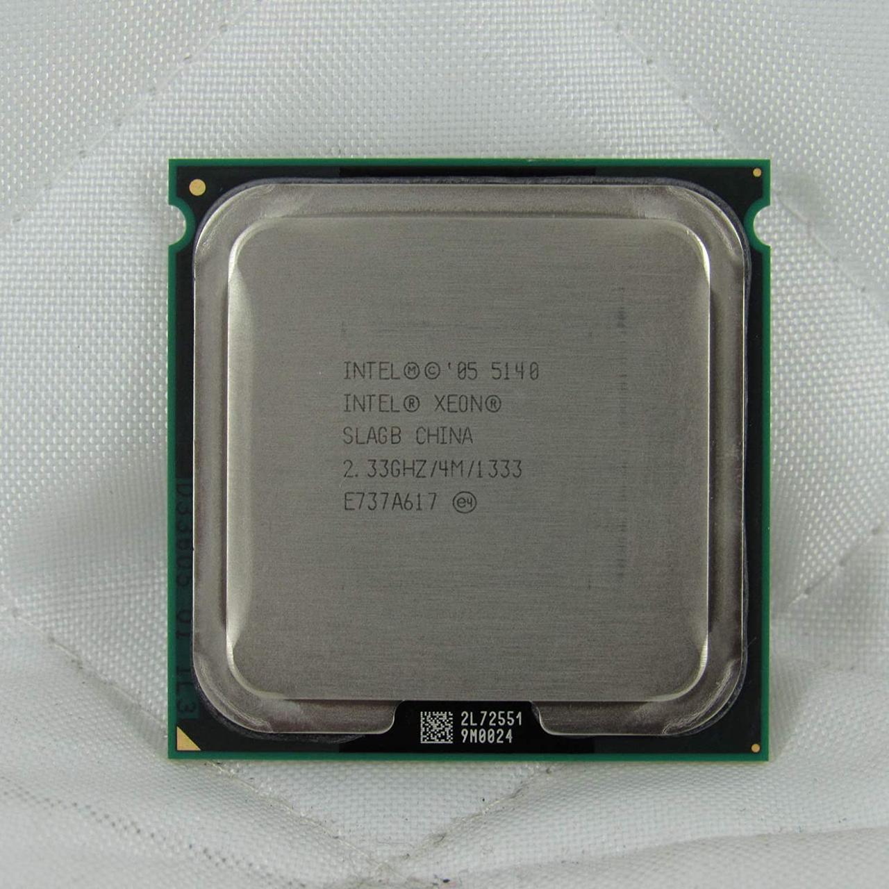 Процессор Intel CPU Xeon 5140 2333MHz/4M/1333 (SLAGB)