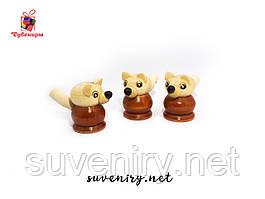 Деревянная свистулька сувенир для детей