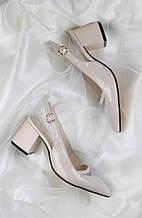 Босоніжки на весілля жіночі від виробника модель ФС5