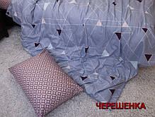 Двуспальный набор постельного белья 180*220 из Сатина №793656AB Черешенка™, фото 3
