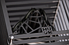 Настеная электрокаменка HUUM CLIFF 9 кВт, объем парилки 9-15 м.куб, вес камней 75 кг, фото 3