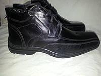 Ботинки мужские эко-кожа зимние DEARFION 10