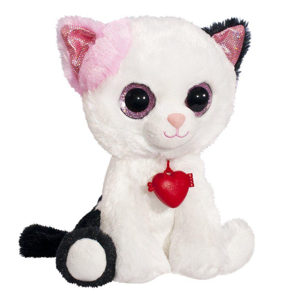Мягкая игрушка FANCY Кот Глазастик 22см (GKO0\S)