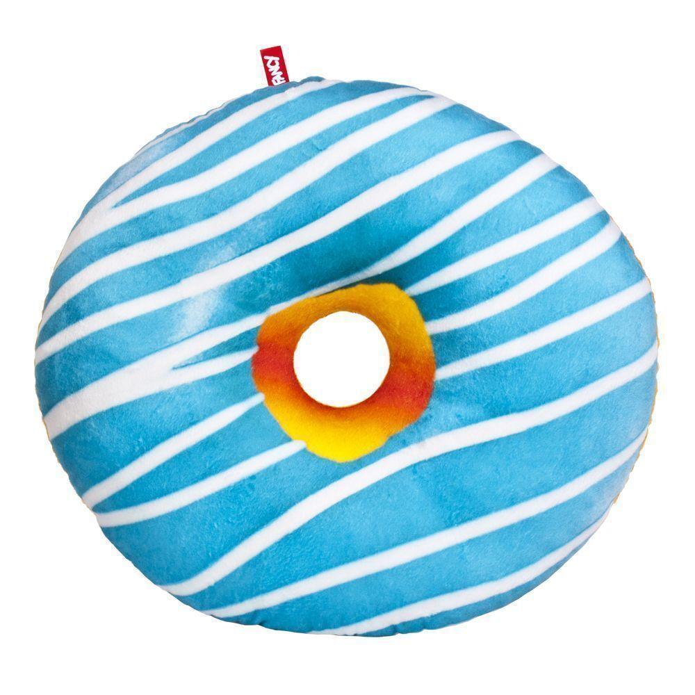 Подушка декоративна Fancy Пончик блакитна глазур (PP01-БГ)
