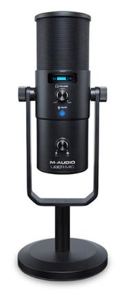 Конденсаторный  USB микрофон M-AUDIO Uber Mic, фото 2