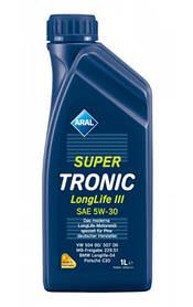 Масло  Aral SuperTronic Longlife III 5W-30  (BMW Longlife-04) Германия 1 Л   20479