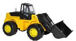 """Игрушка Polesie """"Умелец"""", трактор-погрузчик черно-желтый (36940-2)"""