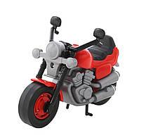 """Игрушка Polesie мотоцикл гоночный """"Байк"""" красный (8978-2)"""
