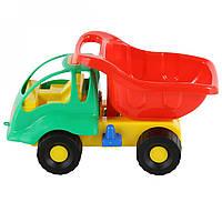 """Іграшка Polesie """"Мураха"""", автомобіль-самоскид зелено-червоний (3102-2)"""