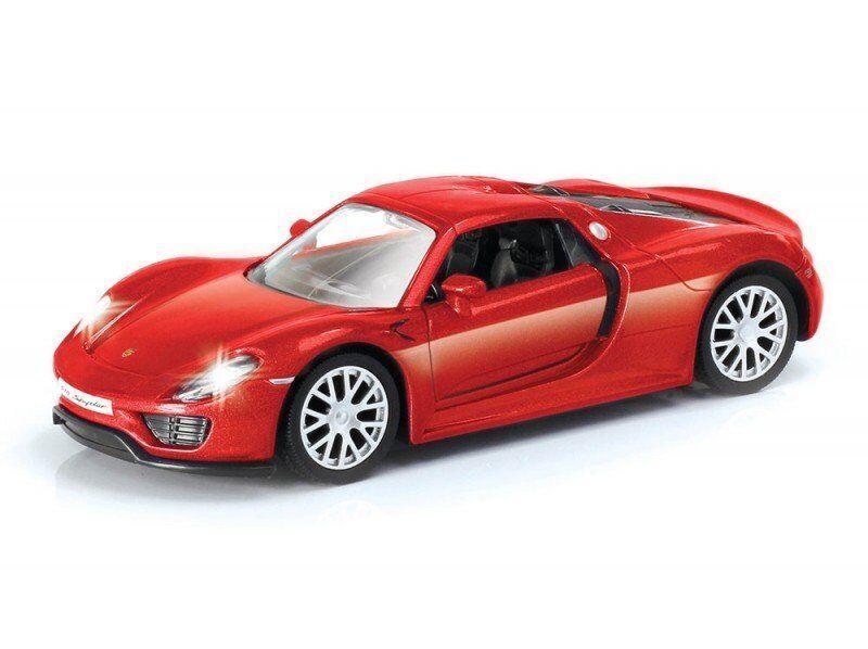 """Игрушка RMZ City Машинка """"Porsche 918 Spyder"""" (554030-1)"""