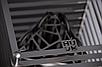 Настеная электрокаменка HUUM CLIFF 10.5 кВт, объем парилки 10-17 м.куб, вес камней 75 кг, фото 3