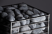 Настеная электрокаменка HUUM CLIFF 10.5 кВт, объем парилки 10-17 м.куб, вес камней 75 кг, фото 4