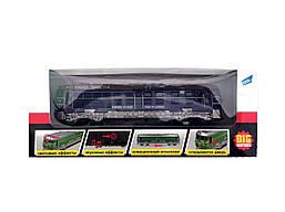 Игрушка BIG MOTORS Поезд синий (G1717-2)