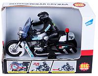 Набор игровой BIG MOTORS Полицейская служба (9968-1A)