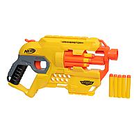 Игрушечное оружие Нерф Альфа Страйк бластер Хаммершторм (E6748)