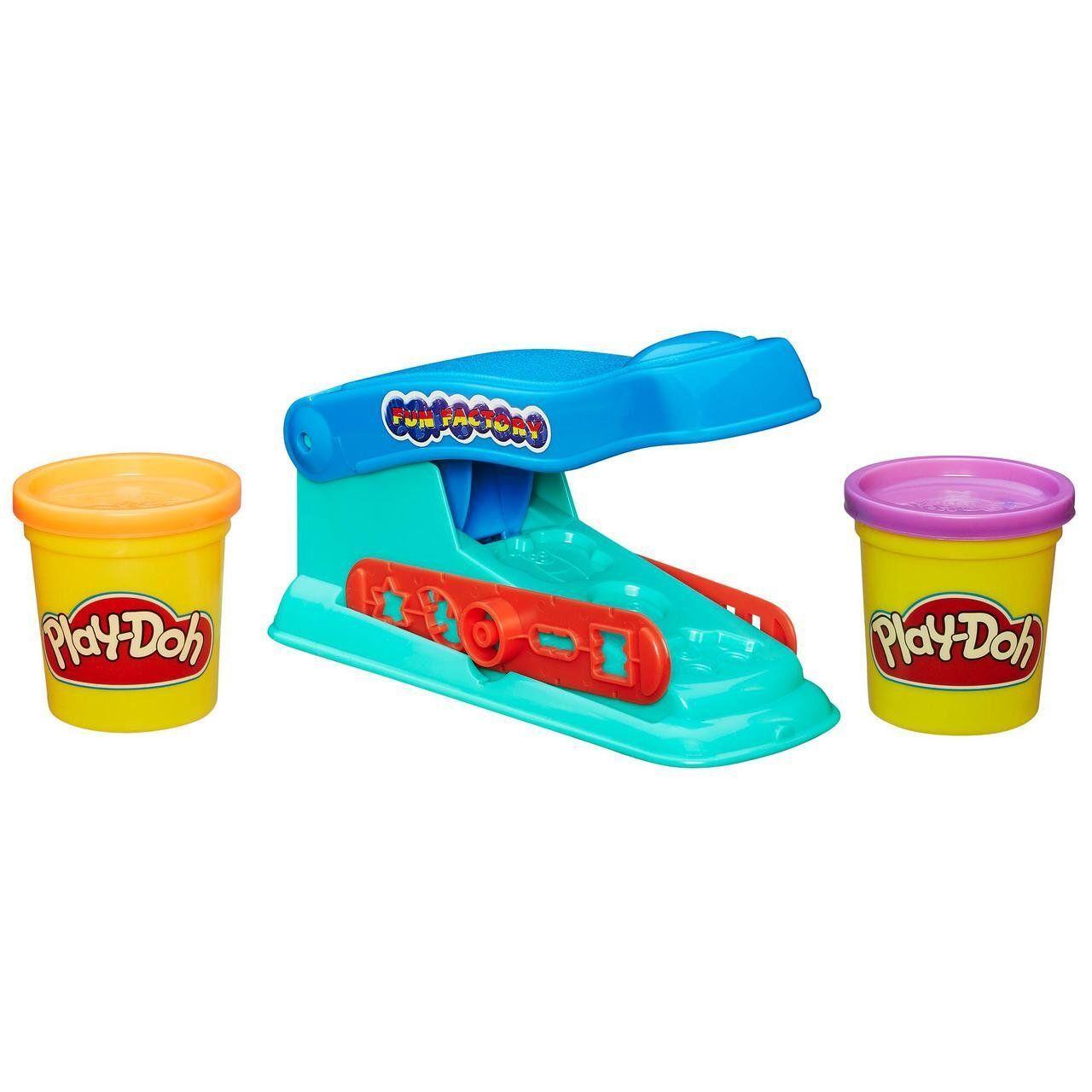 Набір для ліплення Play-Doh весела фабрика (B5554)