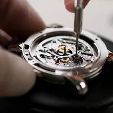 Услуги изготовления и ремонта часов