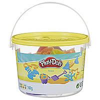 Набір пластиліну Play-Doh міні відерце Морські мешканці (23414_23242), фото 1
